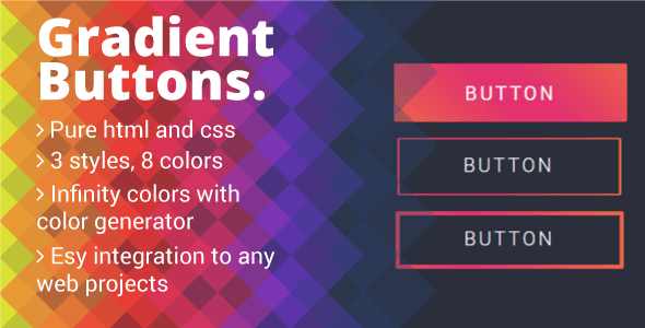Gradient Plugins, Code & Scripts from CodeCanyon