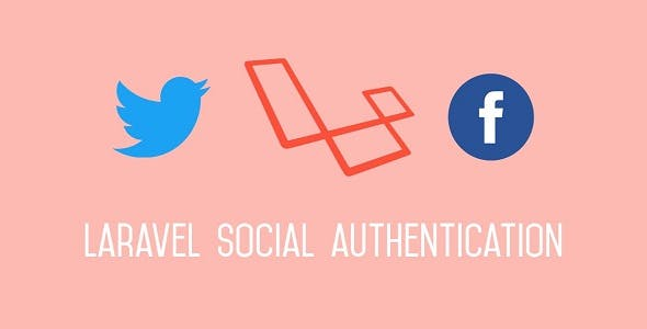 Laravel Social & Auth Login