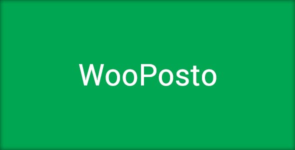 WooPosto - Maropost integration for WooCommerce