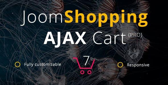 JoomShopping Ajax Cart Pro