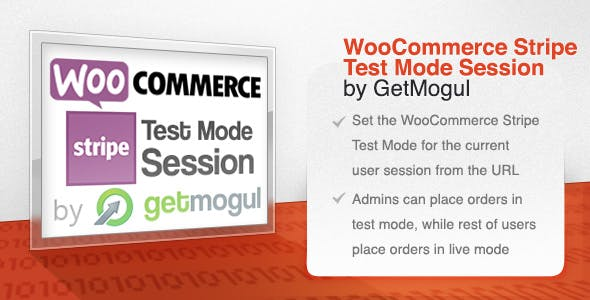 WooCommerce Stripe Test Mode Session by GetMogul