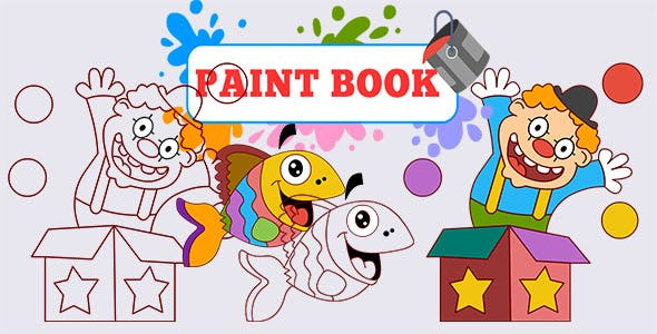 Paint Book - Unity Complete Project