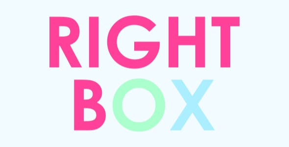 Right Box  - Html5 Mobile Game - android & ios