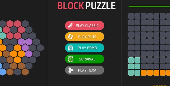 1010 Puzzle Unity Game - CodeCanyon Item for Sale