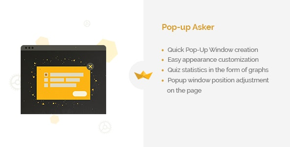 Pop-Up Asker - CodeCanyon Item for Sale