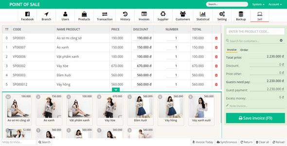 Sales management software Laravel - CRM - CodeCanyon Item for Sale