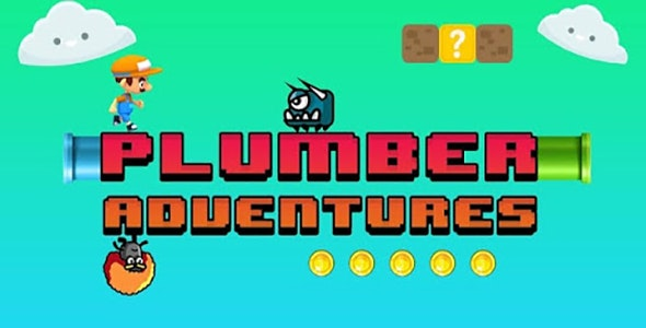 Super Boy Run Buildbox Game Source Code - Android Version by