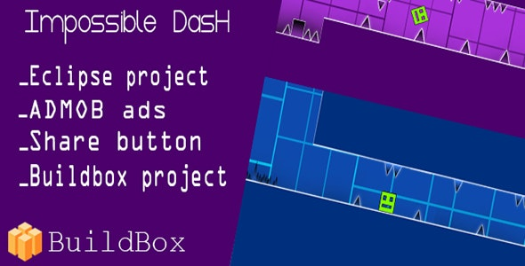 Geometry Dash Android Ios Bbdoc File Included By Game City Codecanyon