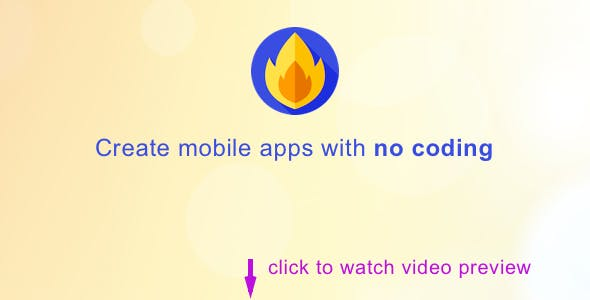 IonFire Pro: JSON driven mobile app template with Ionic3 and Firebase realtime database