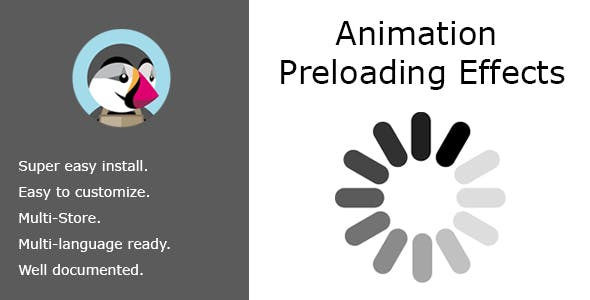 Awesome Preloader Page Loading Effects