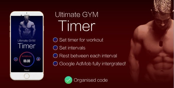Ultimate Gym Timer