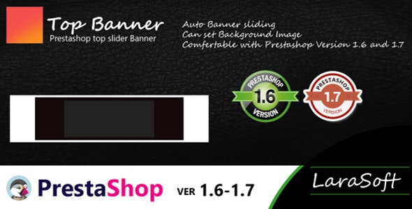 Top Sliding Banner - CodeCanyon Item for Sale