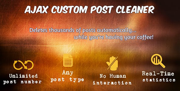 Delete Posts and Custom Posts with AJAX