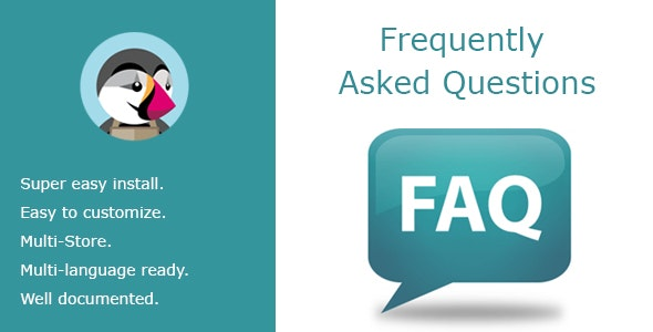 FAQ Page - Frequently Asked Questions - CodeCanyon Item for Sale