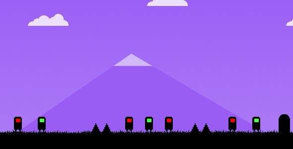 Greens & Reds - Html5 Game (20 Levels) - CodeCanyon Item for Sale