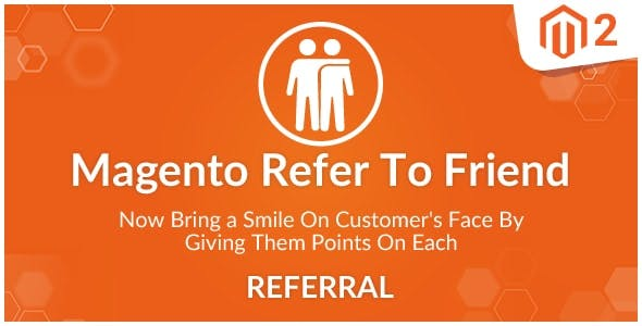 Magento2 Refer To Friend