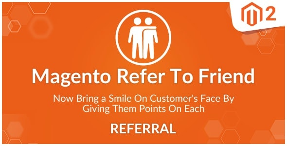 Magento2 Refer To Friend - CodeCanyon Item for Sale