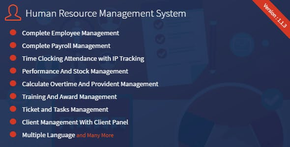 HRM - Human Resource Management System