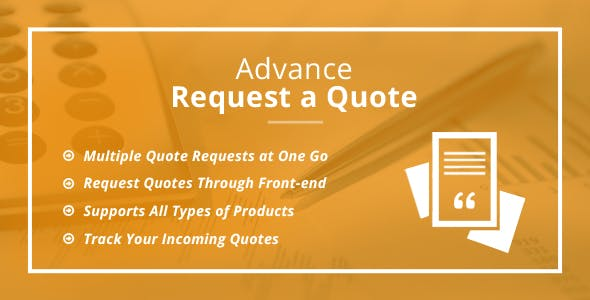 Advance Request a Quote Magento 2 Extension