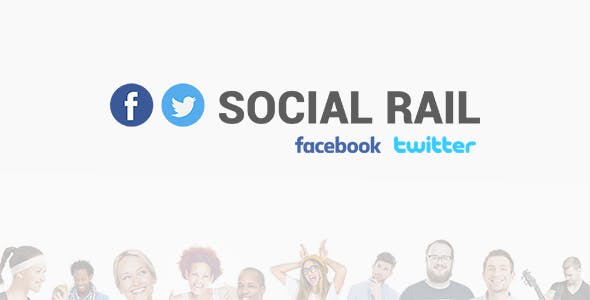 Social Rail - Facebook And Twitter Stream | Social Stream | WordPress