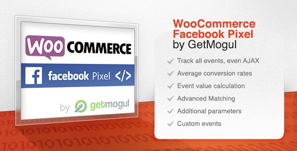 WooCommerce Facebook Pixel by GetMogul - CodeCanyon Item for Sale