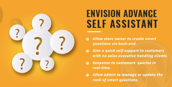 Envision Advanced Self-Assistant - CodeCanyon Item for Sale