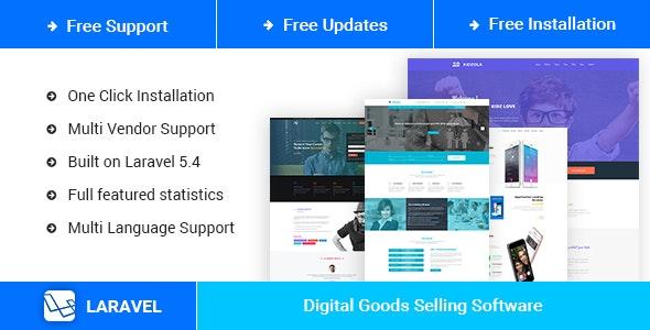 MenorahMarket - Multi Vendor Digital Goods Market Place Script - CodeCanyon Item for Sale