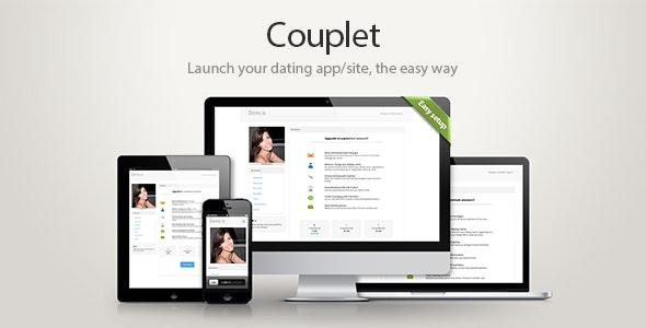 Superfast Nodejs Dating Platform - CodeCanyon Item for Sale