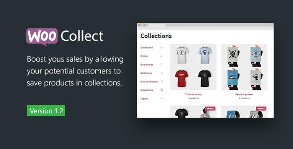 WooCollect - Easy WooCommerce Collections