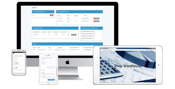 Online Shopping Stock