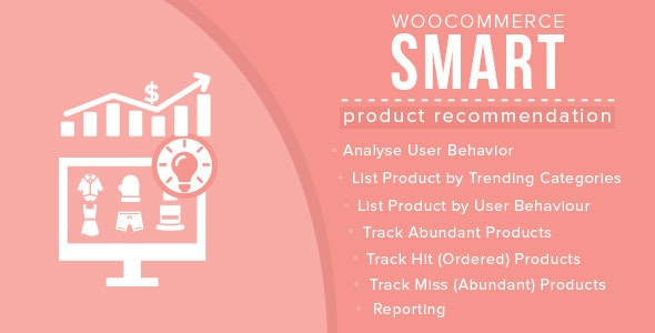 WooCommerce Smart Product Recommendation - CodeCanyon Item for Sale