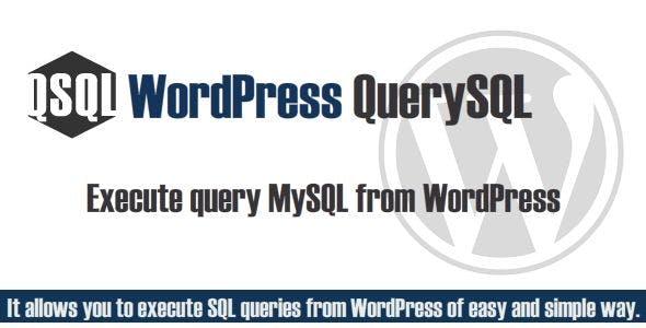 WP QuerySQL