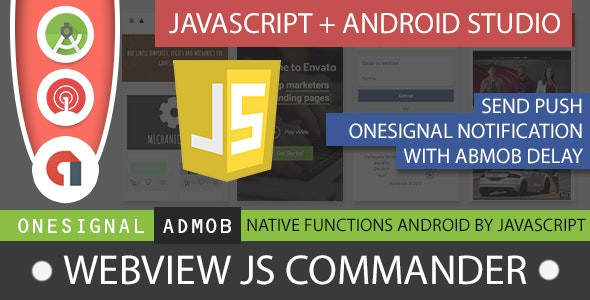 Webview JS commander - CodeCanyon Item for Sale