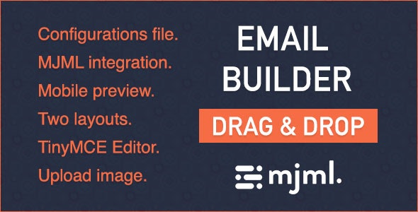 AngularJS Email Template Builder (DnD) - CodeCanyon Item for Sale