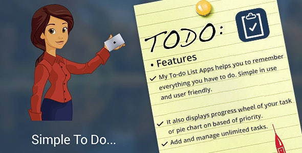 ToDo List and Task Reminder - CodeCanyon Item for Sale