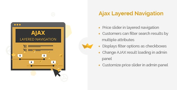 AJAX Layered Navigation - CodeCanyon Item for Sale