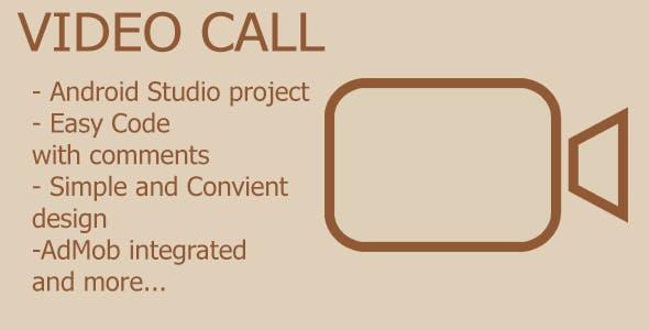 Video Call Prank - Android Studio + AdMob