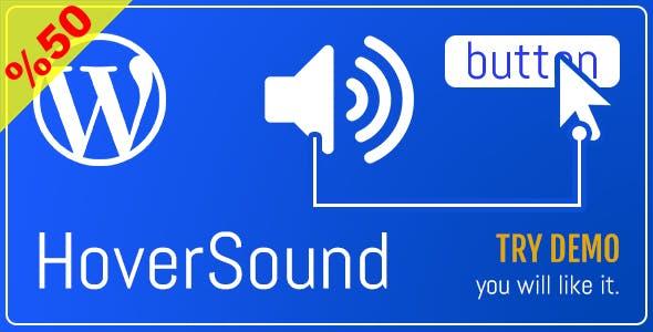 WP Menu Hover Sound