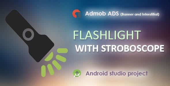Flashlight with Stroboscope