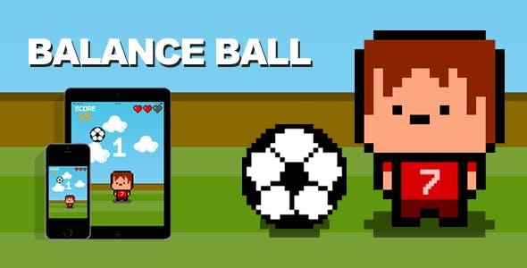 Balance Ball - HTML5 Game