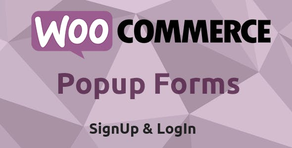 WooCommerce Popup Signup & Login Forms
