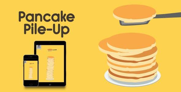 Pancake Pile-Up - HTML5 Game
