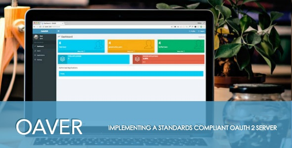 OAVER - OAuth2 Server by uzaklab | CodeCanyon