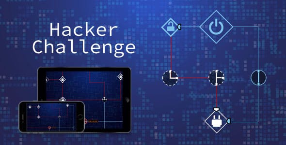 Hacker Challenge - HTML5 Game