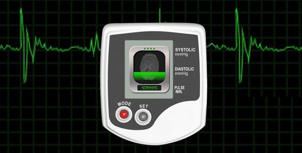 Blood Pressure Checker Prank - iOS xcode - AdMob