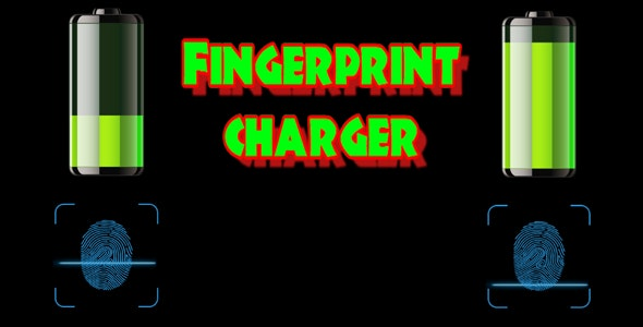 Fingerprint charger Battery Prank - BBDOC FULL - CodeCanyon Item for Sale