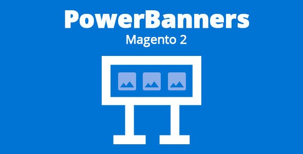 Powerbanners for Magento 2