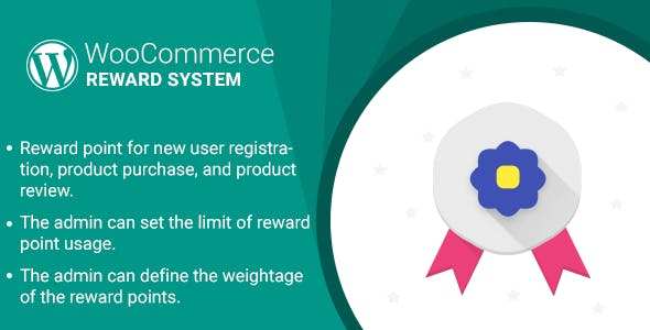 WordPress WooCommerce Reward System Plugin