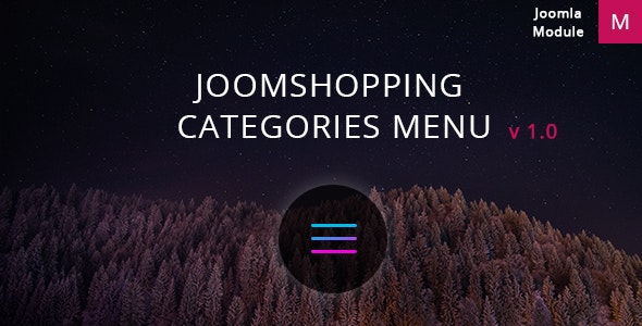 Joomshopping Categories Menu - CodeCanyon Item for Sale