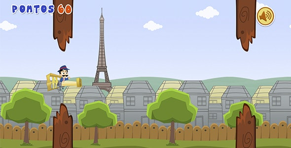 Tappy Dumont - HTML5 Game (Construct 2) - CodeCanyon Item for Sale